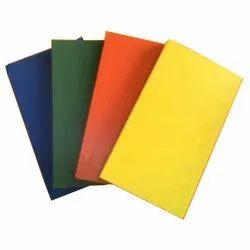 Fancy Color Paper Board, Size: 25 x36
