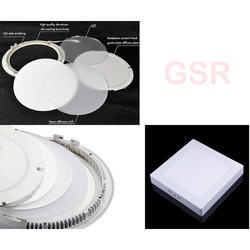 20w Kit Round Square Slim LED Surface Mounted Light