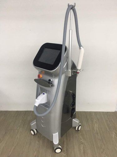 Q Switch Pico Yag Laser Tattoo Removal Machine