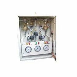 Nitrous Oxide Manifold Control Panel
