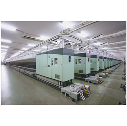 Used Complete Ring Spinning Plant