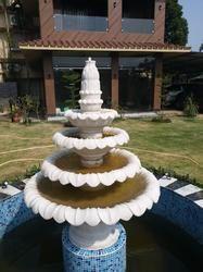 Lotus Garden Fountain