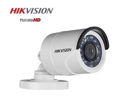 Plastic Hikvision CCTV for Outdoor Use