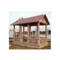 Rectangular Gazebo