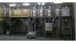 Weighing & Batching Systems