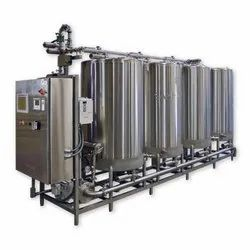 Stainless Steel CIP System