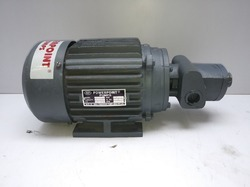 20 LPM Internal Gear Monoblock Pump