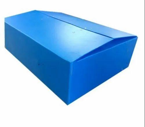 PP Narrow Flute Corrugated Box