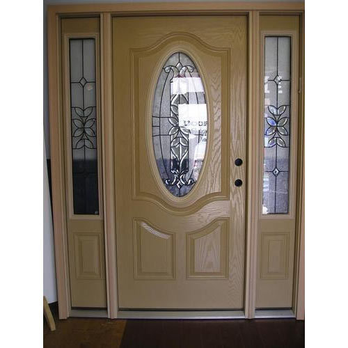 Designer Fiberglass Door At Rs 200 Square Feet Fibreglass Doors