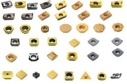 Various Milling Inserts, Material Grade: Tungsten Carbide
