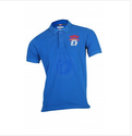 ZF Branded Polo T-Shirt ZFT SImperial Blue