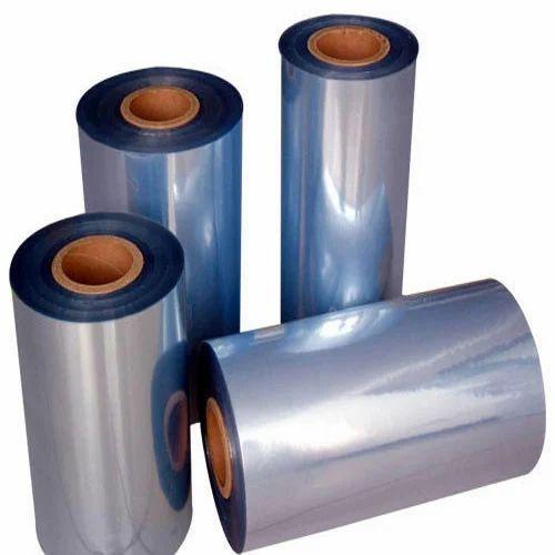 PVC Blister Film Rolls