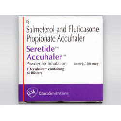 Seretide Accuhaler 50/500mg