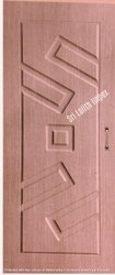 LALITH WOOD COLOURES Embossed PVC Lamination Membrane Bedroom Doors, Thickness: 30mm, Size/Dimension: 6 - 8 Feet,2 -4 Feet