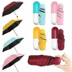 Naturet Travel Umbrella Windproof With Capsule Case - Capsual_umbrellal