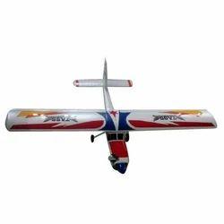 Glow Engine RC Trainer Plane Model Aeromodelling