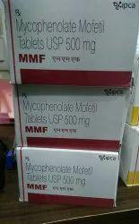 Mycophenolate Mofetil Tablets USP 500 Mg