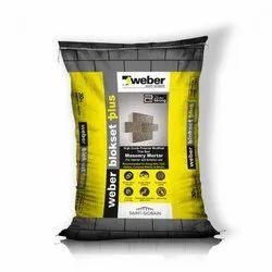 Weber Blokset Plus