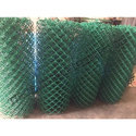 PVC Coated Chain Link Fabric