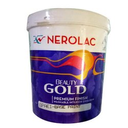 Nerolac Beauty Gold Paint