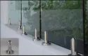 Stainless Steel Glass Railing Spigots