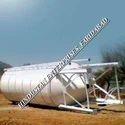 Fly Cement Ash Silo 30, 50, 60, 80, 100 Ton