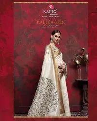 Rajtex Kalika Silk Sarees