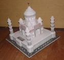 Marble Taj Mahal Statue