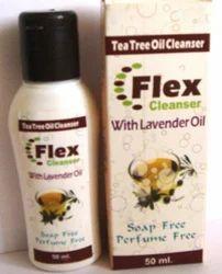 Teatree Oil & Lavander Oil Cleanser FLEX