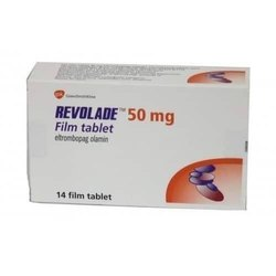 Revolade 50 mg, Packaging Size: 2x7