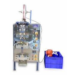 Automatic Chuna Pouch Packing Machine