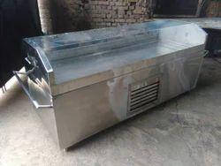 Rectangular Dead Body Freezer Box