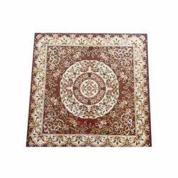 Ceramic Rangoli Tile, 8 - 10 mm, Size: Medium