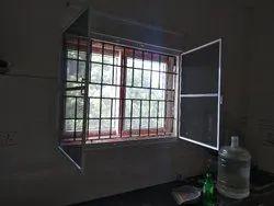 Aluminium Frame mosquito net window