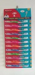 Ricco Flexi Toothbrush for Cleaning Teeth