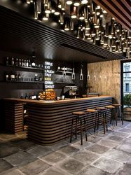 Bar Interior Designing Service