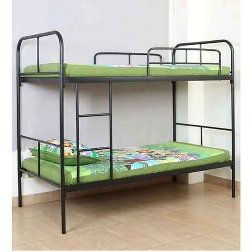 Kids Metal Bunk Bed म टल ब क ब ड ध त क ब क ब ड In Shivane Pune Sameer Enterprises Id 18400236991