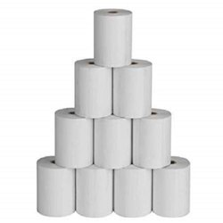 Thermal Paper Roll -  57mm X 15 mtr - (set of 50 roll )