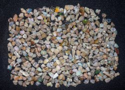 50 Cts Natural Opal Raw Crystal Rough Opal