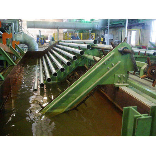 Tube Galvanizing Plant