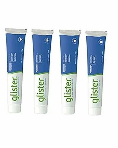 Amway Glister Toothpaste 190 Gm (Pack of 4)
