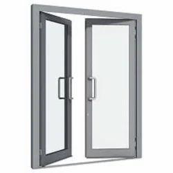 Aluminium French Door