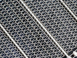 Steel Wiremesh Conveyor Belt