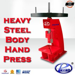 Fly Press Steel Body 8 Number
