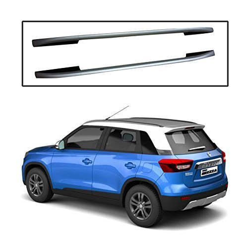 Fiber Vitara Brezza Roof Rail Rs 1000 Set Arsh Fiber