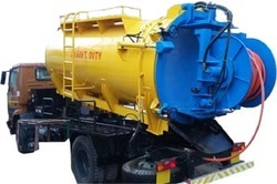 Suction Cum Jetting Machine, Capacity: 8000 Ltrs, Model Name/Number: SSJM-08k