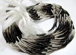 Shaded Smoky Beads