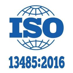 ISO 13485 certification for Hand Sanitizer