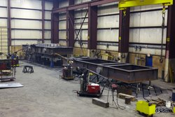 Heavy Engineering Fabrication Service