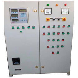 Three Phase Electric Control Panel, IP Rating: IP44, for PLC Automation